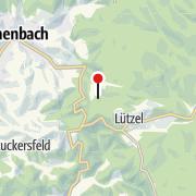 Map / Hotel-Restaurant Ginsberger Heide