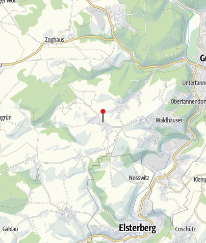 Map / Seckel's Lindenhof Greiz