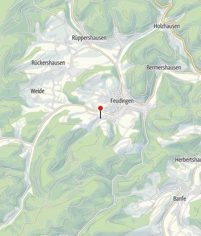 Map / Hotel im Auerbachtal