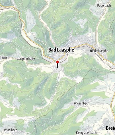 Karte / Gästehaus Heinrich
