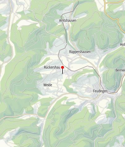 Map / Pension Parzinski