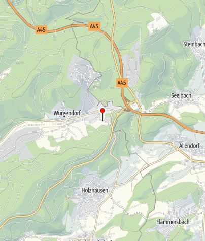 Map / Hotel-Restaurant Windeck
