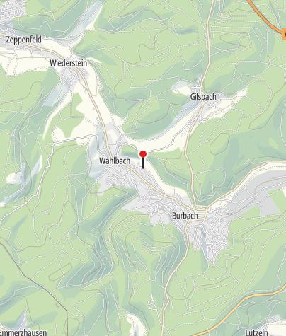 Karte / Hotel Bechtel
