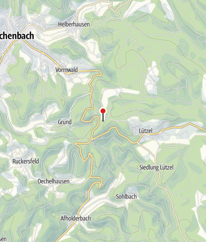 Map / Jugendwaldheim Gillerberg