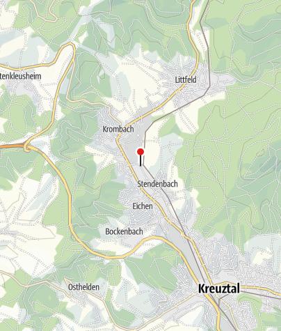 Map / Ferienwohnung Kahler