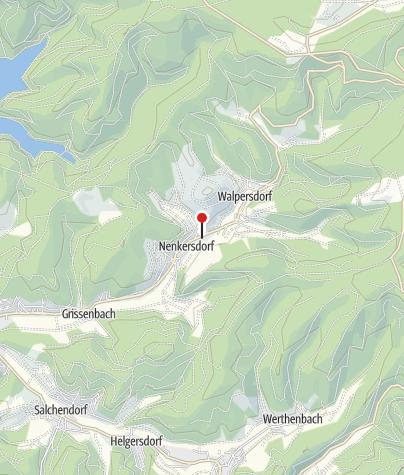 """Map / Ferienblockhaus """"Zum Mühlenblick"""""""