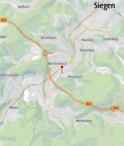 Map / Stadt-gut-Hotel Siegboot