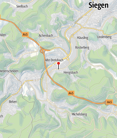 Map / Stadt-gut-Hotel Siegboot
