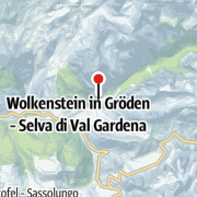 Map / Vallunga - UNESCO World Heritage
