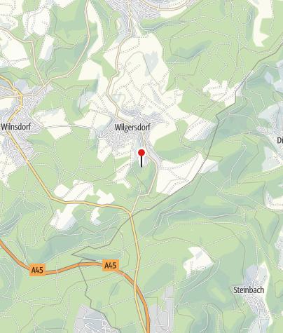 Map / Gästehaus Wilgersdorf