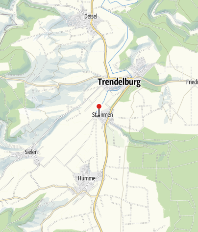 Karte / Schloss Stammen