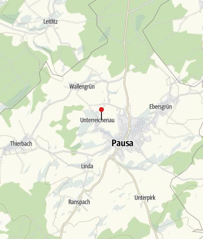 Map / Agrargenossenschaft Weidagrund e.G.