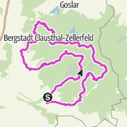 Karte / Westharz-Runde