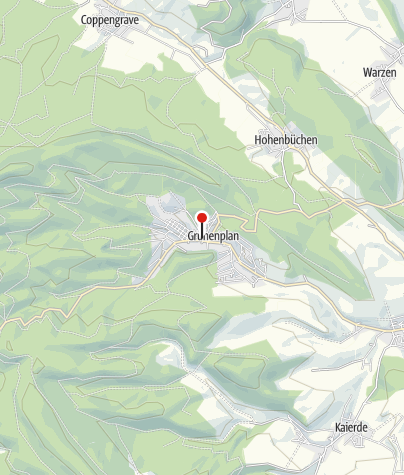 Karte / Elektroauto-Ladestation in Grünenplan