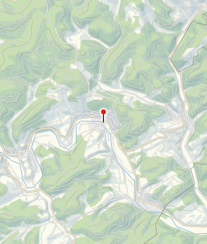 Map / Manor house in Schwarzenau