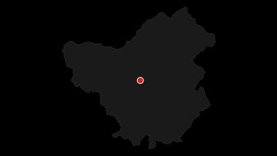 Kaart / Kasteel Berleburg - een vorstelijke familieresidentie
