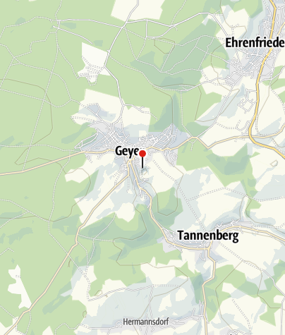 Karte / Feuer im Berg