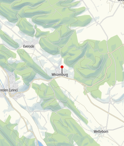 Karte / Winzenburg