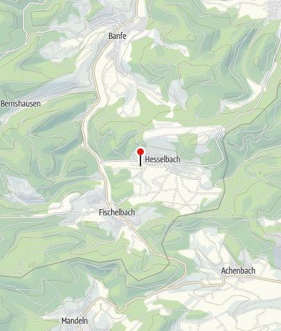 Map / Wohnmobilstellplatz Hesselbach
