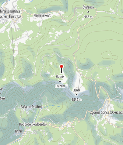 Map / The Rapallo border