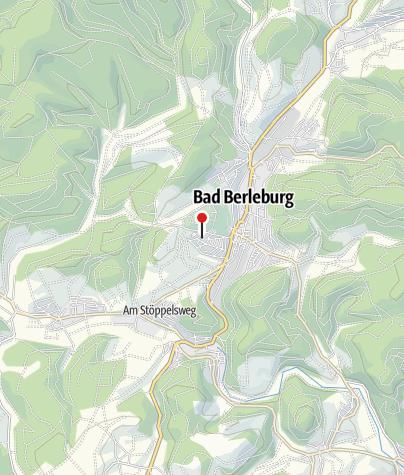 Map / Wohnmobilstellplatz Hof Klingelbach