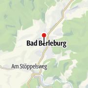 Map / Wanderagentur RothaarTouren