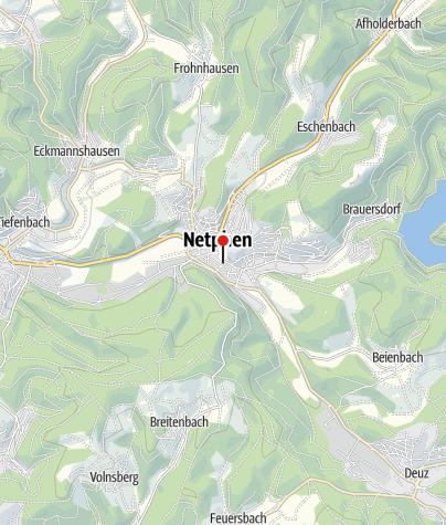 Map / Netphen Tourist Information