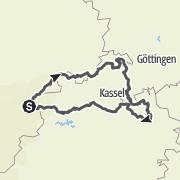 Karte / Märchentour