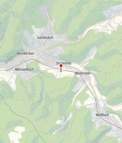 """Map / Wassergewinnungsanlage """"Hohe Struth"""""""
