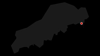 Mapa / Krátká tůra ke Komáří vížce
