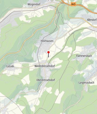 """Map / """"Zur Löhlenmühle"""" camp site"""