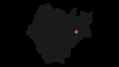Map / Historische Altstadt Bad Laasphe