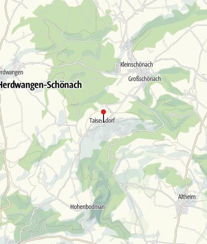 Karte / Ferienwohnungen Gasthaus Schwanen