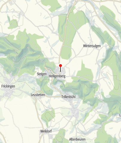 Karte / Ferienhaus Ingrid
