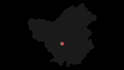 Map / Bonifatiuskirche Raumland