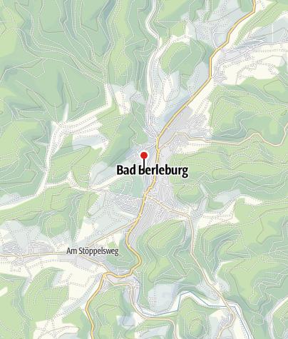 Map / Berleburger Nachtwächter als Auftakt Ihrer Weihnachtsfeier, Ihres Vereins- und Firmenausflugs