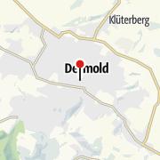 Karte / Elisabeth Hotel Detmold