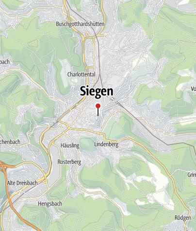 Map / Siegerland Museum