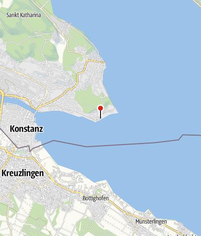 Karte / Bodensee-Therme Konstanz
