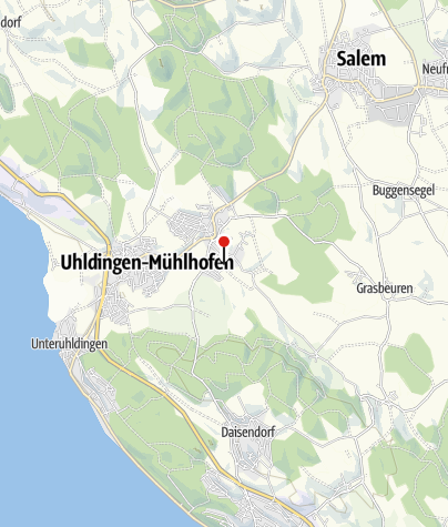 Karte / Hallenbad Uhldingen-Mühlhofen