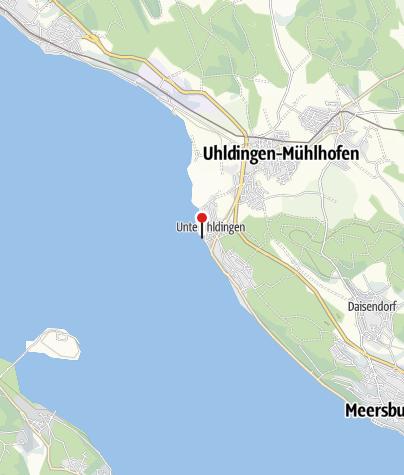 Karte / Taucherausfahrten Peter Sulger