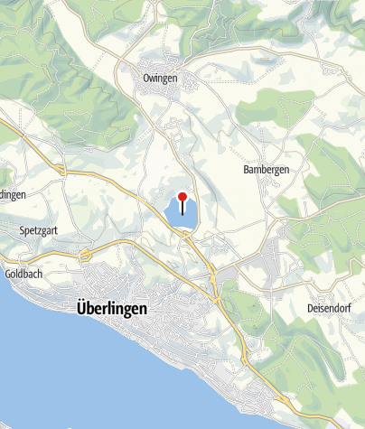 Karte / Andelshofener Weiher (Neuweiher)