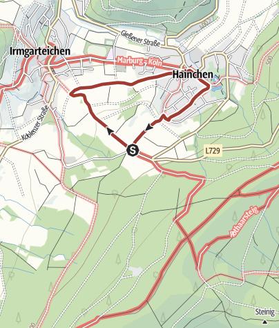 Map / Dilldappenweg