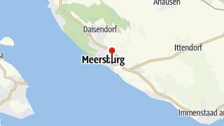 Karte / Fahrradverleih Meersburger Hofladen