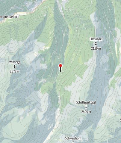Kaart / Gasthof Bergheim