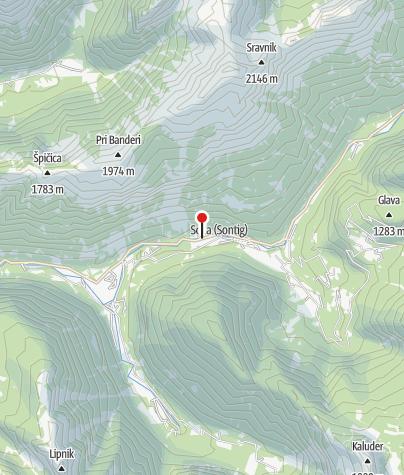 Map / Zasebne sobe Pretner Zdenka