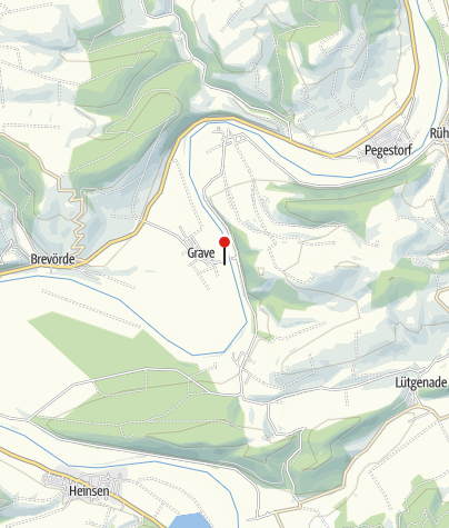 Karte / Campingplatz Grave