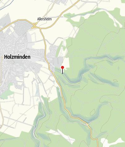 Karte / Naturlehrpfad im Hasselbachtal