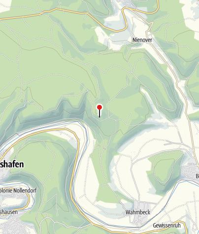 """Karte / Aussichtspunkt """"Schöne Aussicht"""""""