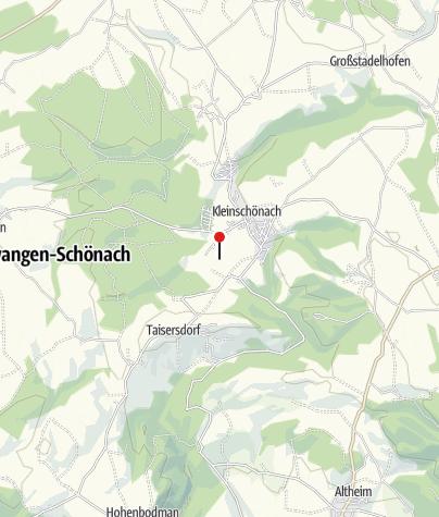 Karte / Tonpark Kleinschönach